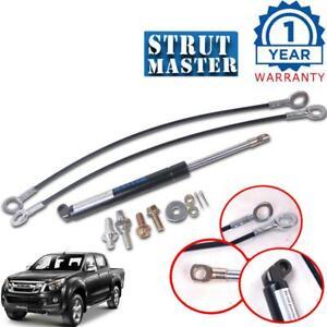2012+ Isuzu Dmax D-Max Pick-Up Tail Gate Lift Up Rear Strut Absorber Waranty
