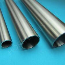 25 cm Rohr 42,4 x 2 mm Edelstahl Rohr geschliffen V2A für Sonnenschirm o.ä.
