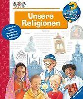 Wieso? Weshalb? Warum? Unsere Religionen. (empfohlen ab ...   Buch   Zustand gut