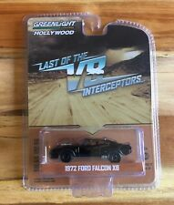 Greenlight 1972 Ford Falcon XB Mad Max V8 Interceptor