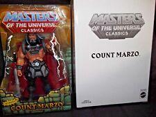 1 FIGURE MASTERS MOTU CLASSICS MOTUC-CONTE MAGO EVIL MASTER OF MAGIC,COUNT MARZO