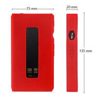 Für FiiO M11 Pro Protection Silikonhülle Schutzhülle Hülle Silikon Case Cover