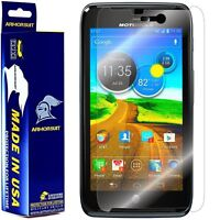 ArmorSuit MilitaryShield Motorola Atrix HD MB886 Screen Protector Brand NEW