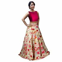 2a38c643187 Embroidered Designer Bridal Lehenga Choli Indian Bollywood Wedding Ethnic  Lehnga