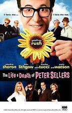 DVD The Life and Death Of Peter Sellers (2005) Geoffrey Rush NEW - FREE SHIPPING