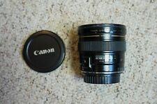 Canon EF 20mm f/2.8 MF USM Lens