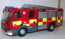 Fire Brigade Models 1/50 Scale - FBM1 Scania Bedfordshire Fire & Rescue Service