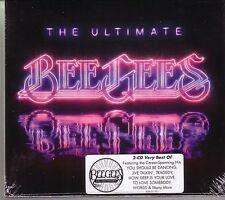 2 CD (NEU!) Ultimate BEE GEES (Best of / Night fever Massechusetts Tragedy mkmbh