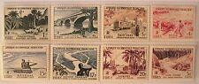 1956-Colonie francesi-Africa Occidentale-Fides-MLH*/MNH**