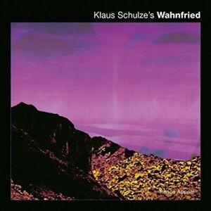 Klaus Schulze - Wahnfried: Trance Appeal [New CD]