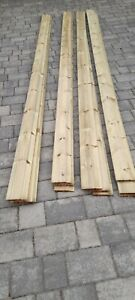 Premium treated shiplap cladding ex19 x 125 x 3.3 metre long BUYER MUST COLLECT