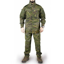 Uniforme estilo militar  completo Desert Tiger strip talla S envio  24//48h