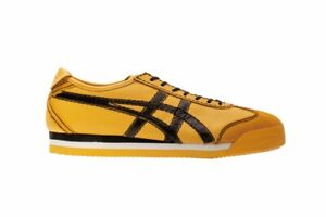 Asics Onitsuka Tiger MEXICO 66 SD PF 1183A971 TIGER YELLOW/BLACK With shoes bag