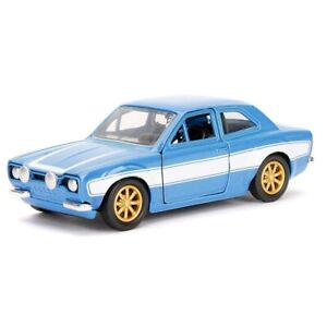 Ford Escort Brian Fast & Furious 1:32 Coche Jada diecast #18