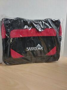 Saratoga Race Course Bag Travel Duffle Bag. Sealed in original packaging!