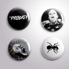 4 THE PRODIGY - Pinbacks Badge Button Pin 25mm 1''