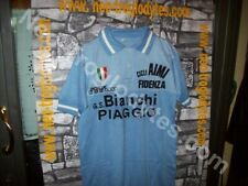 Vintage Cycling Jersey Wool Maglia Ciclismo Bici Lana Bianchi Piaggio'70s Eroica