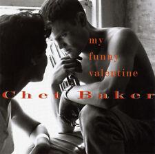 CHET BAKER - MY FUNNY VALENTINE CD ~ JAZZ TRUMPET *NEW*