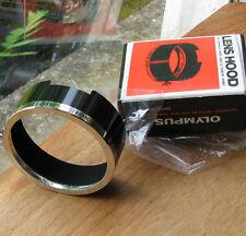genuine Olympus Trip &  RC clamp on lens hood & box
