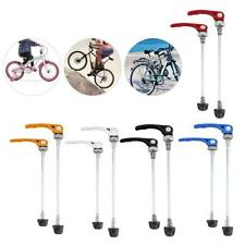 1Pair Bicycle Hub Quick Release Mountain Road Bike Cycling Wheel Hub Skewers Set