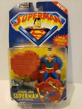 "Strong Arm Superman Animated Series 5"" action figure 2001 DC UNIVERSE Kenner"