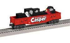 2010 discontinued lionel  6-37033 Casper ghost Animated Gondola  NEW in the box