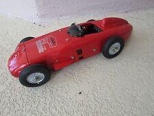 "Marklin 11021 Mercedes W196R Silver Arrow Grand Prix clockwork race car 12 "" lg"