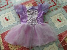Girl's size 4-6X Sofia The First Disney Purple Costume