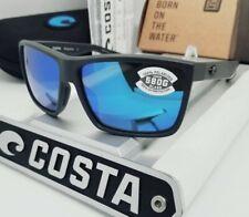 580G COSTA DEL MAR matte gray/blue mirror RINCONCITO POLARIZED sunglasses NEW!