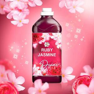 Ruby Jasmine Fragrance Oil, Candle Wax Melt Bath Bomb Soap Laundry Scents UK CLP