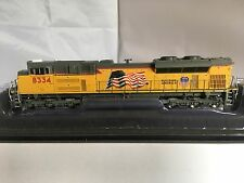 ATHEARN GENESIS G68620 WITH TSUNAMI SOUND UP SD70ACe #8334 - NEW