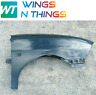 Seat Ibiza 2002-2006 Offside Driver Front Wing NEW Painted Black LC9Z