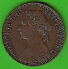 United Kingdom Farthing 1874 H IN Vf-Xf Nice nswleipzig