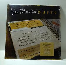 VAN MORRISON Duets: Re-working The Catalogue VINYL 2xLP Sealed GATEFOLD
