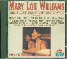 Mary Lou Williams - The First Lady Of The Piano Cd Perfetto