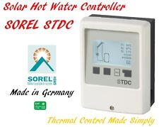 SOREL Solar Hot Water Heater Heating Temperature Difference Controller STDC V3