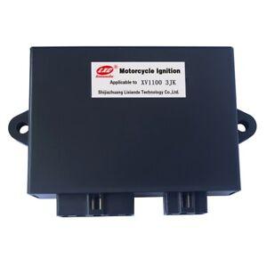 NEW Igniter CDI for YAMAHA XV1100 XV 1100 Virago 3JK 91-99 CDI TCI ECU Ignitor