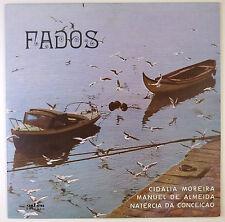 """12"""" LP - Cidália Moreira - Fados - B3058 - washed & cleaned"""
