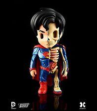 XXRay Mighty Jaxx Superman Dissected Vinyl Art Figure (Brand New in mint case)