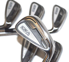 Adams Idea Pro a12 Forged Irons (5-PW) Set X-Stiff KBS Tour Steel Right Hand