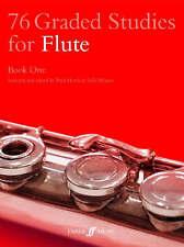 76 Graded Studies for the Flute by Faber Music Ltd (Paperback, 1998)