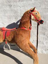 Vintage Mid-Century Rocking Horse