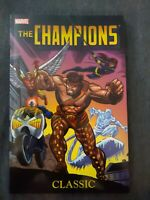 Marvel THE CHAMPIONS CLASSIC Volume 1 TPB Trade Paperback