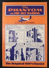 The Phantom vs. The sky Maidens by Lee Falk & Ray Moore 1982  VG+