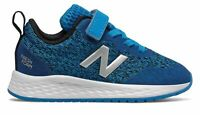 New Balance Infant Fresh Foam Arishi Shoes Blue with Navy & Black