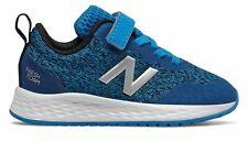 New Balance Infant Fresh Foam Arishi Shoes Blue with Navy & Black