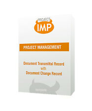 Document Transmittal Record - Excel template For Document Management
