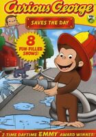 Curious George: Saves the Day [New DVD] Subtitled, Widescreen