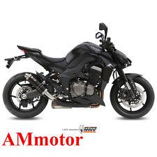 Mivv Kawasaki Z 1000 2015 15 Terminale Di Scarico Marmitta Gp Black Moto