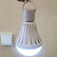 Bombilla LED E27 de emergencia inteligente lámpara recargable luz nocturna